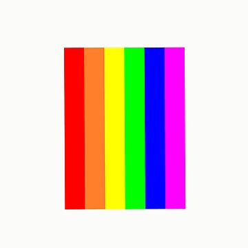 Rainbow Flag by BoywonderUK