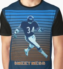 Walter Payton Sweetness Graphic T-Shirt