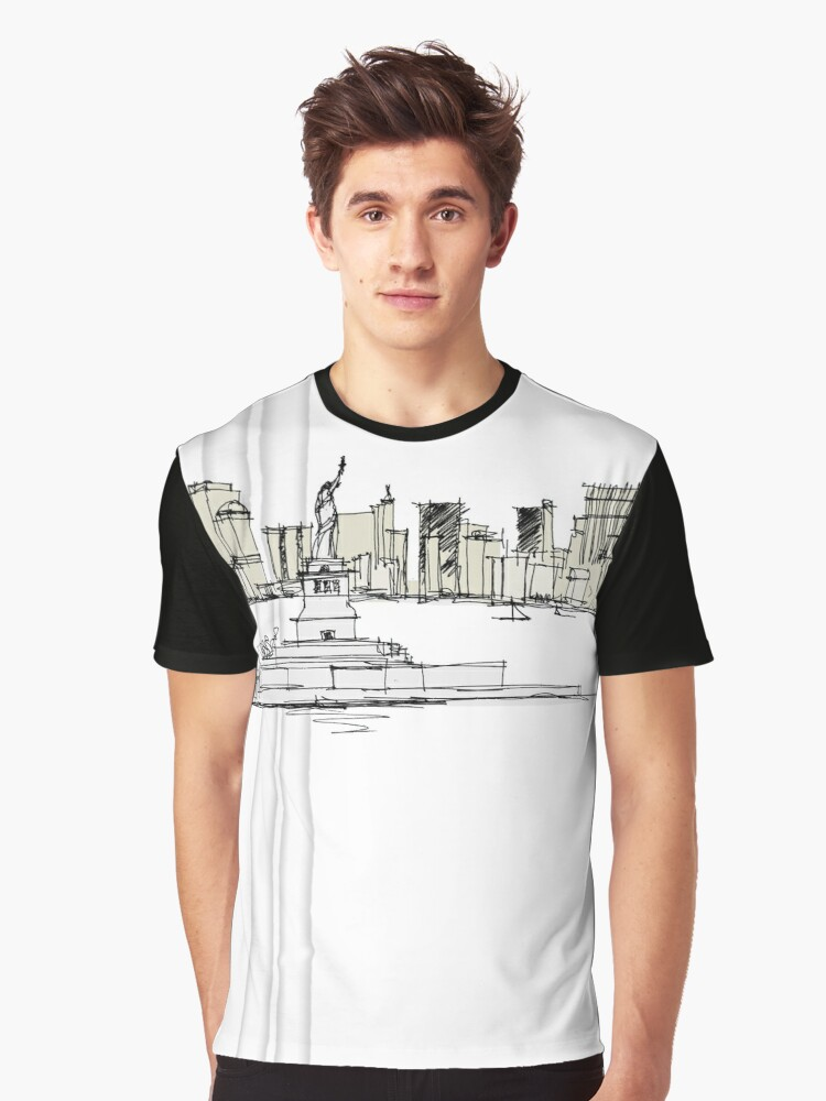 11 Graphic T-Shirt Front