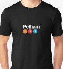 Camiseta unisex Pelham 123