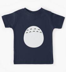 Totoro vector Kids Tee