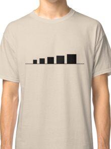99 Steps of Progress - Minimalism Classic T-Shirt