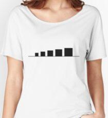 99 Steps of Progress - Minimalism Women's Relaxed Fit T-Shirt
