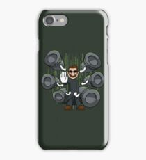Bullet Time Bill iPhone Case/Skin