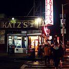 Katz's Deli by Briana McNair