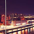 Brooklyn Bridge, New York 2011 by Olivia McNeilis