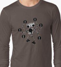 Agent Traxxident Logo Long Sleeve T-Shirt