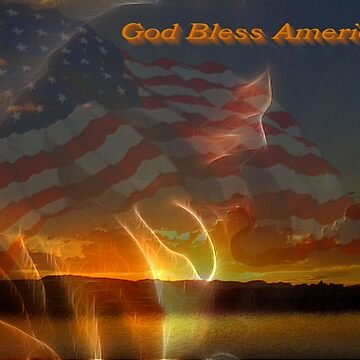 God Bless America by ArtChances