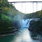Letchworth State Park by Penny Fawver