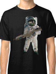 Astro the fun naut: WITH A LAZAR GUN!!!! Classic T-Shirt