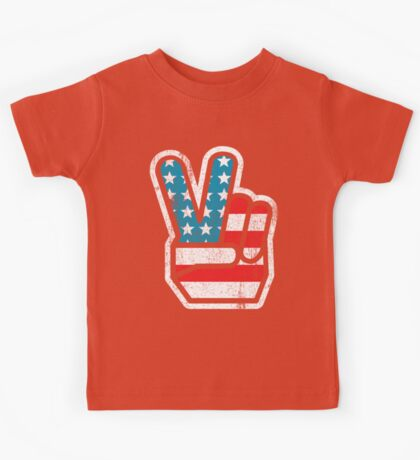 American Peace Kids Clothes