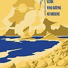 Titan Planetary Park Poster by Planetary Society