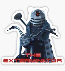 The Exterminator Sticker