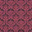 Damask - Pink by alexistitch