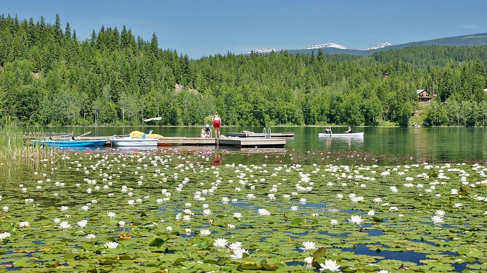 Dutch Lake by roger smith