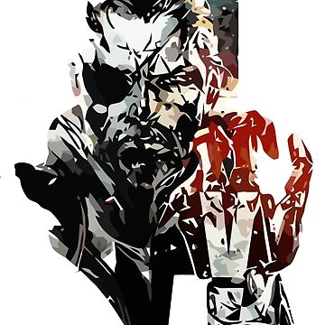 Metal Gear Solid V by paperoni-themes