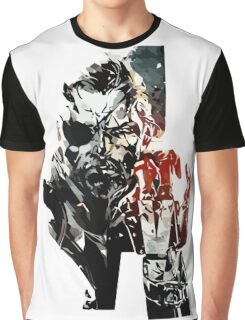 Metal Gear Solid V Graphic T-Shirt