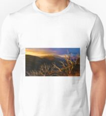 0389 Mt Hotham Brush Unisex T-Shirt