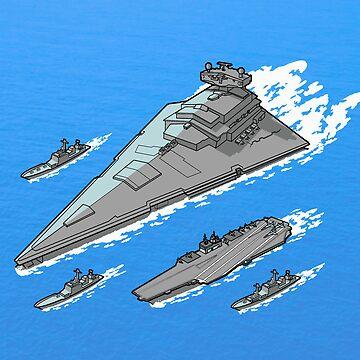 Upgrading the 6th fleet. by jcmaziu
