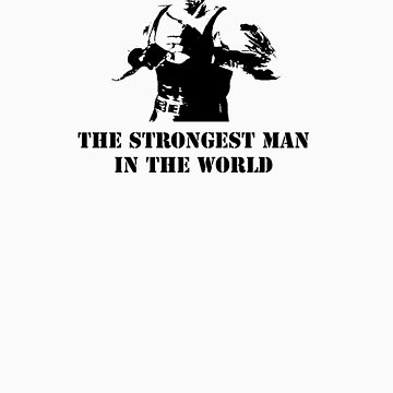 Leon - The Strongest Man in the World by PJudge