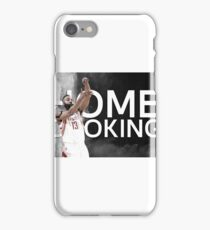 James Harden Home Cooking NBA Rockets Houston iPhone Case/Skin