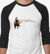 Sherlock Shock Blanket T-Shirt