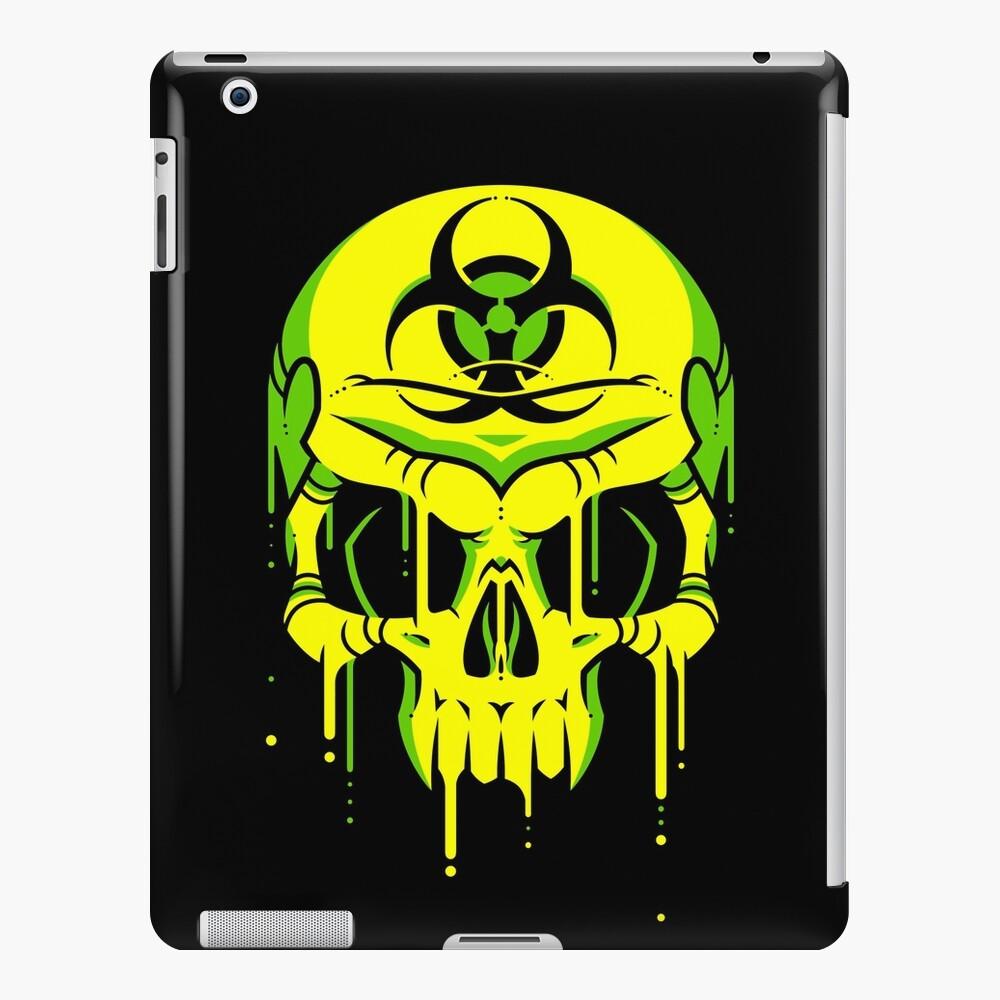 Toxic Melt iPad Case & Skin