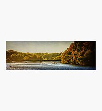 Harrison Street Bridge Photographic Print