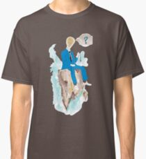 Pensatore illuminato Classic T-Shirt