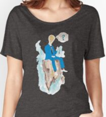 Pensatore illuminato Women's Relaxed Fit T-Shirt