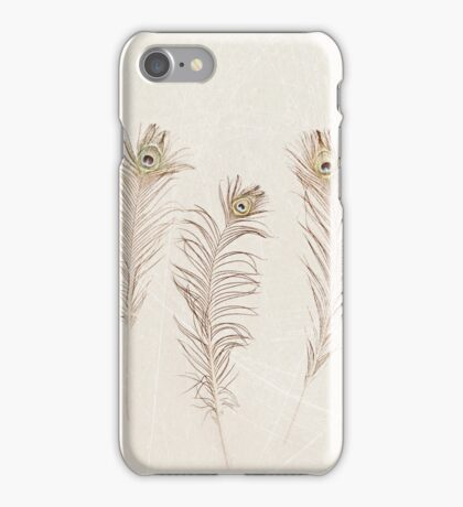 Peacock Forest iPhone Case/Skin