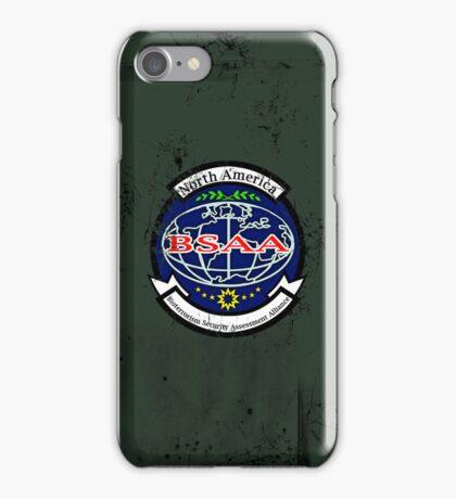 B.S.A.A. iPhone Case/Skin
