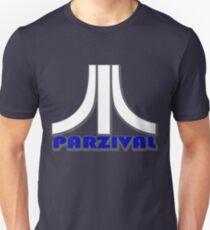 Ready Player One? Parzival Atari Logo T-Shirt