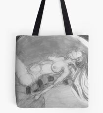 Moon Surrender Tote Bag