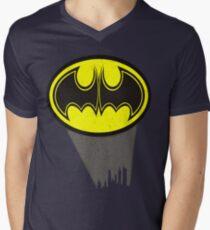Official Mattman Logo Mens V-Neck T-Shirt