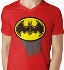Official Mattman Logo Mens V-Neck T-Shirt