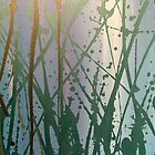 Rainstorm - Alternative by johncurtisart