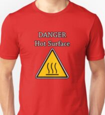 Danger I´m HOT T-Shirt