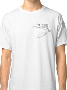 Rhynchosaurs Sure Are Weird - 4 Classic T-Shirt