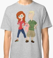 Amy Possible + Rory Stoppable  Classic T-Shirt