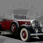 1931 Cadillac Roadster V12 by TeeMack