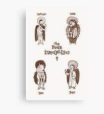 The Four Evangelists Canvas Print