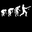 evolution of cricket t-shirt by parko