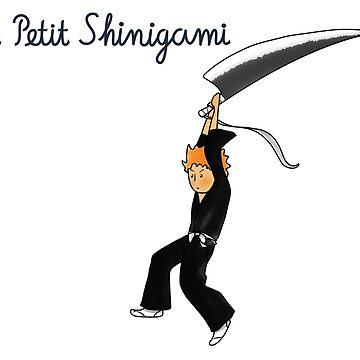 Le Petit Shinigami by violinsane