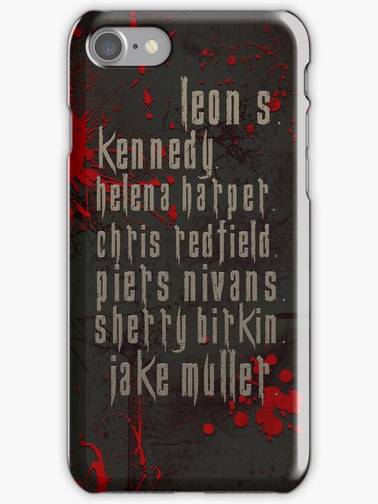 Resident Evil 6 by KanaHyde