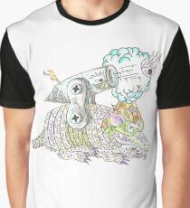 Tejas  Graphic T-Shirt