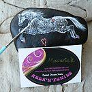 """Rock'N'Ponies - """"MAVERICK"""" by louisegreen"""