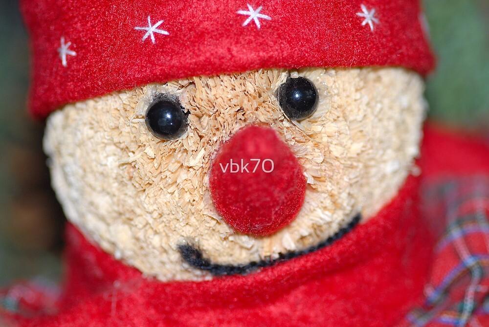 Christmas Bear :) by vbk70