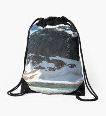 Mt. Edith Cavell Drawstring Bag