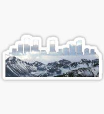 Denver 2 Sticker